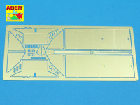 Rear small fuel tanks for T-34/76