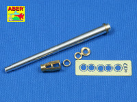 German 105mm LeFH 18M/2 L/28 Barrel (Wespe Sd.Kfz.124)