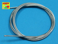 Stainless Steel Towing Cables d 1,5mm, 1 m long