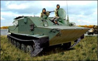 BTR-50PK Armored transporter