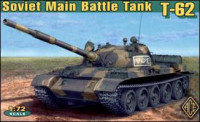 ACE72148 T-62 Soviet main battle tank