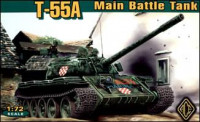 T-55A Main battle tank