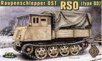 Raupenschlepper Ost (RSO) type 03