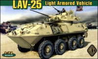 LAV-25 Piranha Light armored vehicle