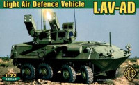 LAV-AD light air defense vehicle