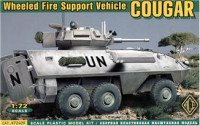 ACE72409 Cougar 76mm Fire Support Vehicle