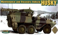 'Husky' Canadian recovery vehicle