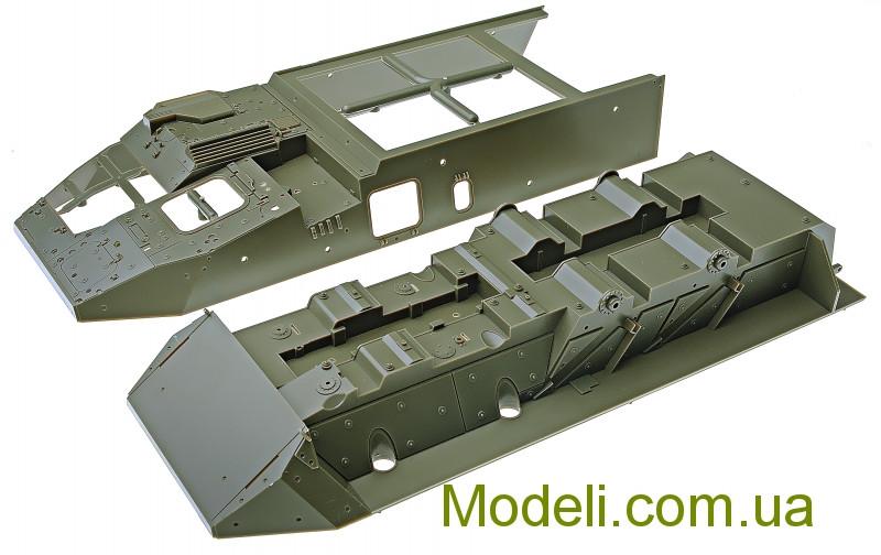 Сборная модель Takom Российский средний танк T-55 AM 2041