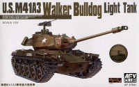 "Легкий танк M41A3 ""Walker Bulldog"""