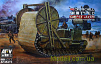 Танк Churchill Carpet Layer (Type D) Mark III