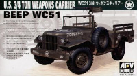 Американский автомобиль Weapons Carrier WC51
