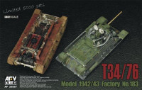 T-34/76 1943 with transparent turret (LIMITED)