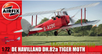 Биплан De Havilland DH.82a Tiger Moth