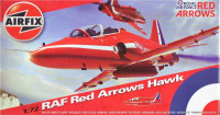 Штурмовик RAF Red Arrows Hawk