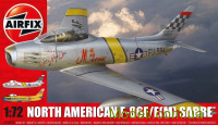 Истребитель North American F-86F Sabre
