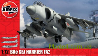 Винищувач BAe sea Harrier FA2
