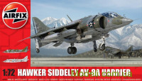 Истребитель Hawker Siddeley AV-8A Harrier