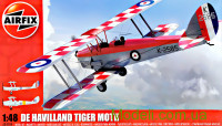 Биплан De Havilland D.H.82a Tiger Moth