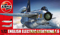 Истребитель English Electric Lightning F6