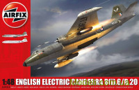 Бомбардировщик English Electric Canberra B2/B20