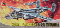 AIR4005 NORTH AMERICAN B-25 MITCHELL SERIES 4 (1:72 SCALE)