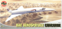BAC CONCORDE - SERIES 6 (1:144 SCALE)
