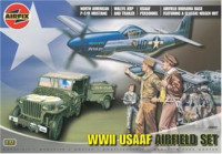 WWII USAAF AIRFIELD SET - SERIES 6 (1:72 SCALE)