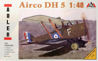 Самолет Airco (DH) de Havilland V