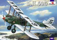 Биплан de Havilland DH.60G Gipsy Moth