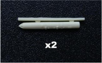 5x90mm B-13L unguided rocket pod (2pcs.)