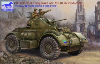 Бронеавтомобіль T17E1 Staghound A / C Mk. I, пізній