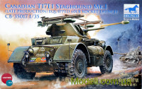 Бронеавтомобіль T17E1 Staghound Mk I з 37-мм гарматою M6, пізній
