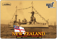 Combrig  3532WL Линейный крейсер HMS New Zealand Battlecruiser (Корпус по ватерлинию)