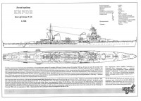Kirov Light Cruiser Pr.26, 1938 RETOOLED
