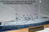 German Scharnhorst Armored Cruiser 1907