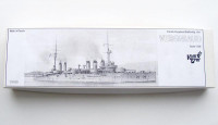 French Vergniaud Battleship, 1911