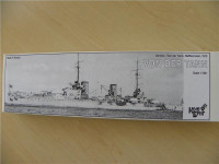 German Von der Tann Battlecruiser, 1910