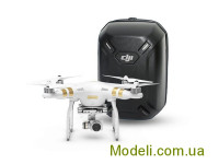 Квадрокоптер DJI Phantom 3 Professional и рюкзак DJI Hardshell Backpack