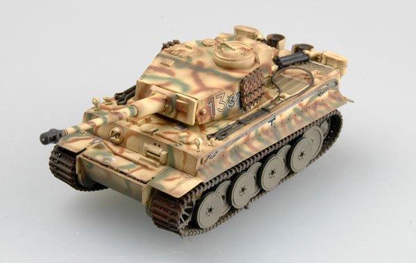 Модель танка Тигр 1 (ранняя