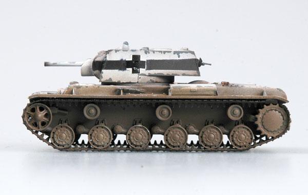 Готовая модель танка кв 1