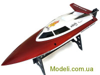 Катер на р/у 2.4GHz Fei Lun FT007 Racing Boat (красный)
