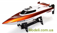 Катер на р/у 2.4GHz FT009 High Speed Boat (оранжевый)