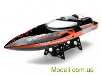 Катер на р/у 2.4GHz Fei Lun FT010 Racing Boat, 650мм (черный)