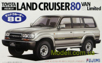 Автомобіль Toyota Land Cruiser 80