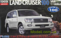 Автомобиль Toyota Land Cruiser 100 VX