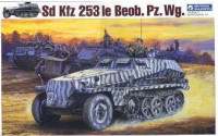 G744 SD KFZ 253 LIGHT ARMOURED OBSERVATION POST