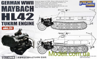 Двигун Maybach HL42 TUKRM для Sd.Kfz.251