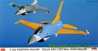 "Винищувач F-16C Fighting Falcon ""Texas Ang 111FS 90th Anniversary"""