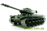 Танк на радиоуправлении 1:16 Heng Long Bulldog M41A3 с пневмопушкой и и/к боем