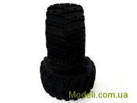 1:10 Tires for Truck 2P